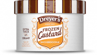 Dreyer's Frozen Custard