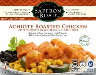 Saffron Road Frozen Entrees